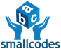 Smallcodes Mobile Retina Logo